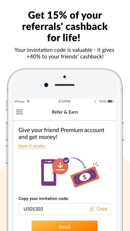 Kashback - Cash Back Rewards screenshot-5