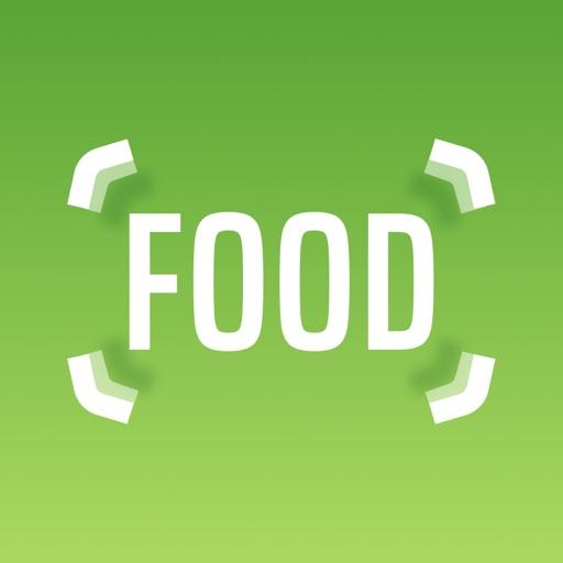 Food scanner: gluten, dairy