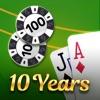Blackjack - カジノカードゲーム - iPhoneアプリ