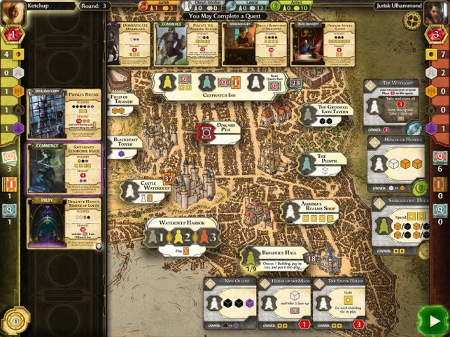 D D Lords Of Waterdeep On The App Store