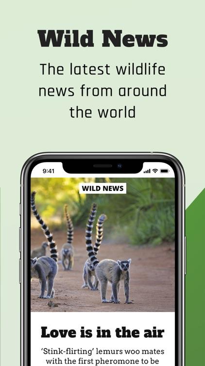 BBC Wildlife Magazine screenshot-4
