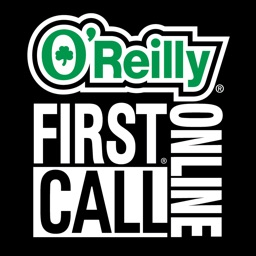 O'Reilly First Call VIN Scan