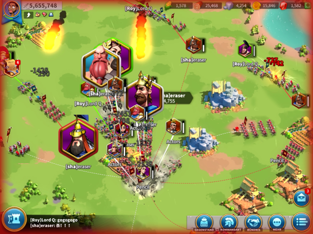 ‎Rise of Kingdoms: Lost Crusade Screenshot