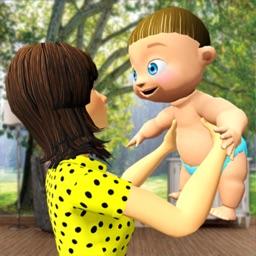 Virtual Mom - Baby Care Games