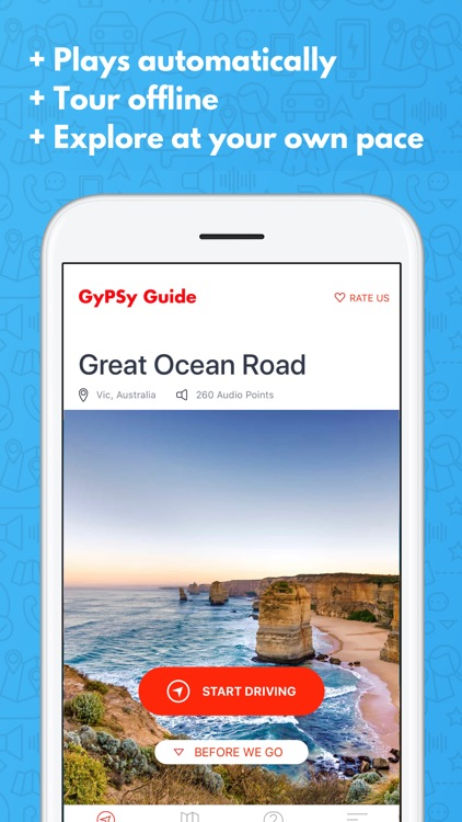 Great Ocean Road GyPSy Guide