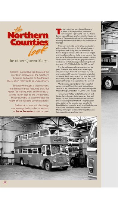 Classic Bus MagazineScreenshot of 4