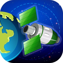 5G Satellites in AR Live