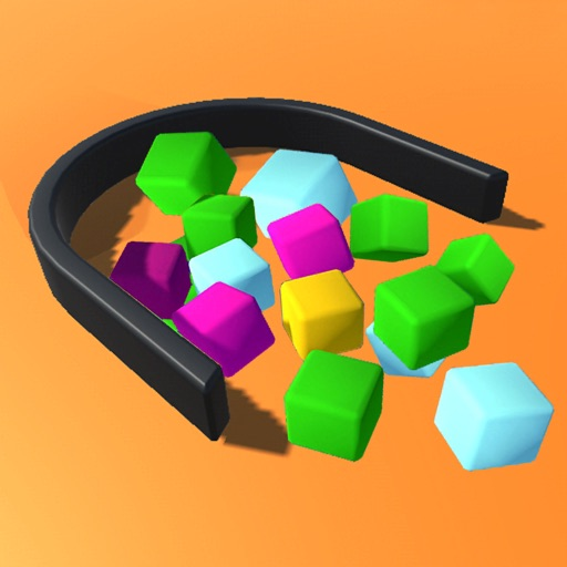 Gather Cubes Together