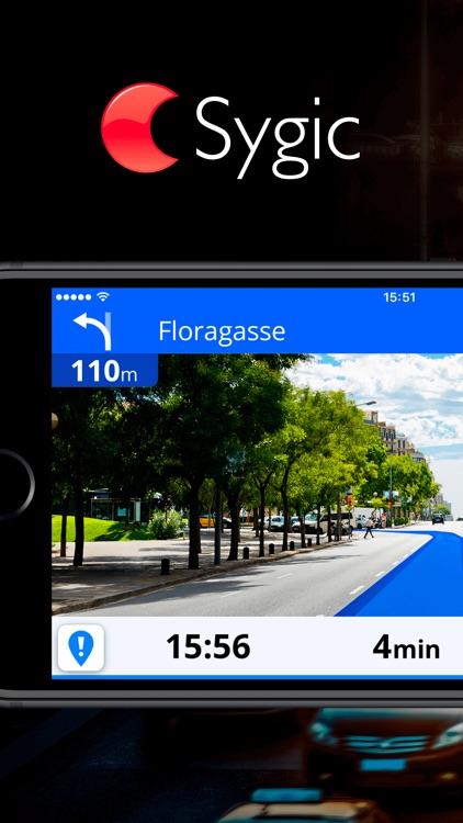 Sygic Europe - GPS Navigation screenshot-0