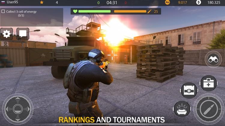 Code of War: Modern Shooter screenshot-3