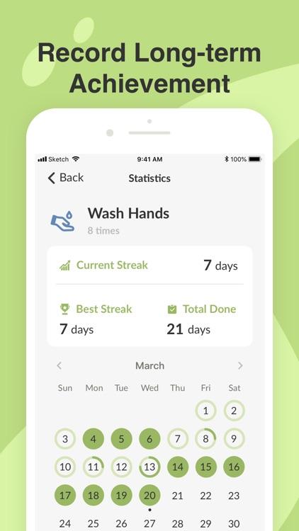 PingPal - Habit Tracker screenshot-5
