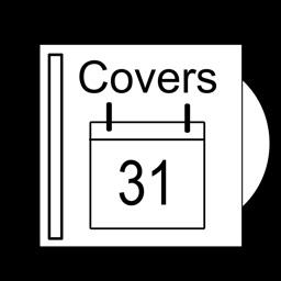 音楽再生履歴記録 -Covers-