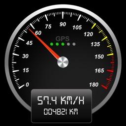 Compteur de vitesse GPS intell