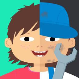 Ícone do app My Car – Mechanics for Kids