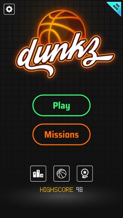 Dunkz - Basketball game screenshot-5