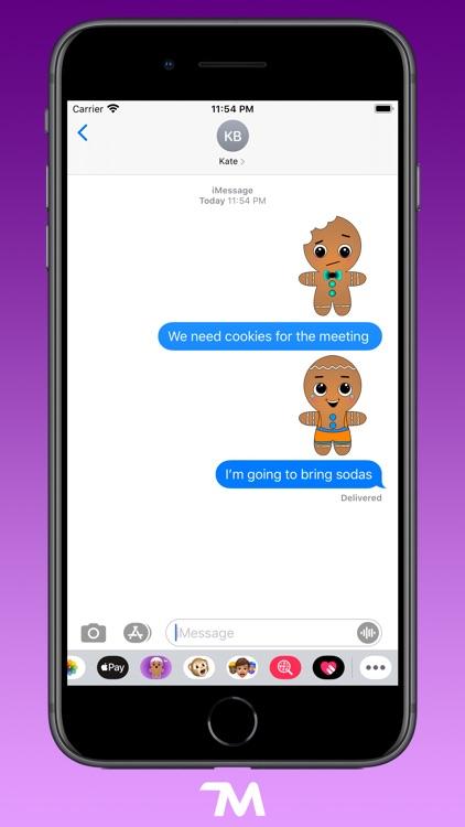 Glazed Cookie screenshot-3