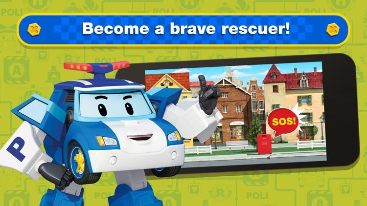 Robocar Poli Rescue Super Cars screenshot-0