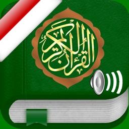 Quran Audio Pro in Indonesian