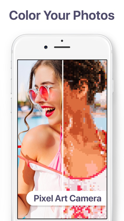Pixel Art - Color by Number screenshot-3