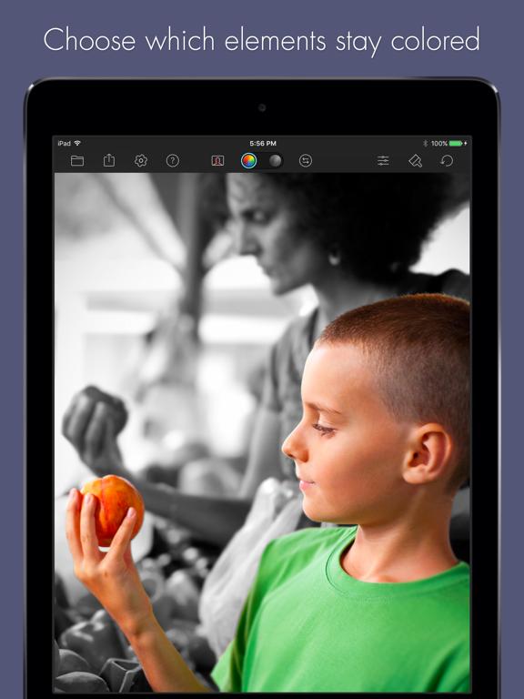 Color Splash for iPadのおすすめ画像2
