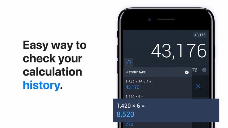 The Calculator. screenshot-4
