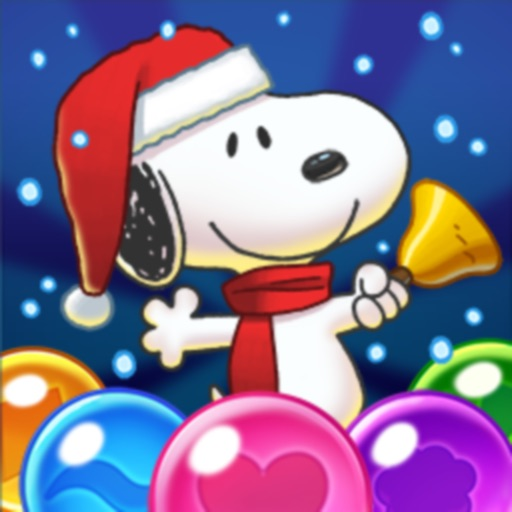 Bubble Shooter - Snoopy POP!