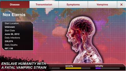 Screenshot of Plague Inc. App