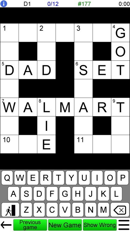 Crossword Unlimited + screenshot-7
