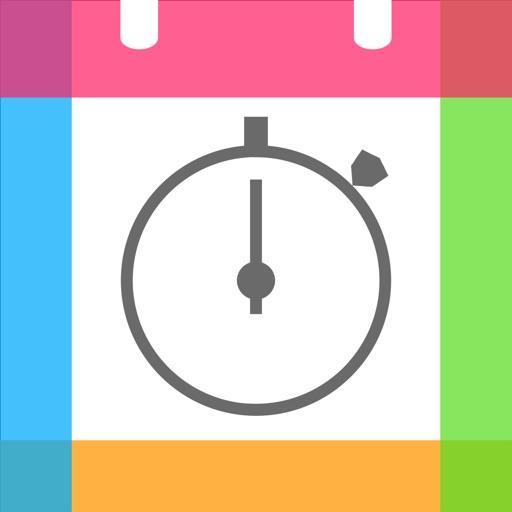 LogCalendar - Time Tracker