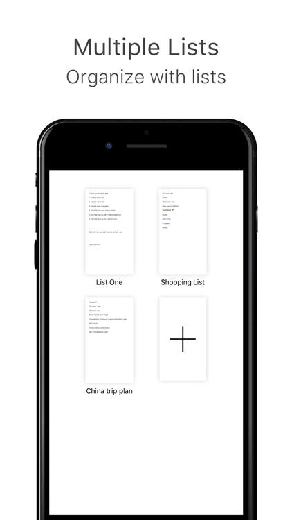 MinimaList - To Do List Tasks