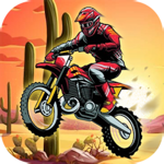 Vitesse de course de vélo moto на пк
