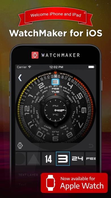Watch Faces 100,000 WatchMakerのおすすめ画像1