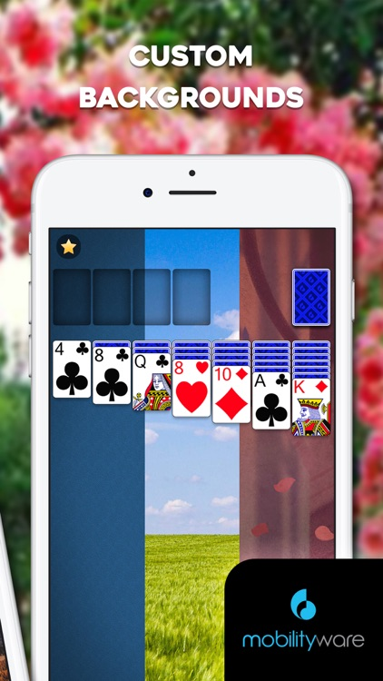 Solitaire by MobilityWare screenshot-8