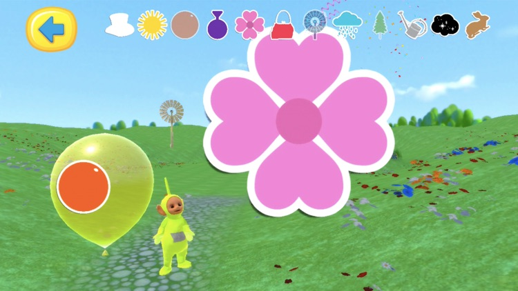 Teletubbies Balloon Pop screenshot-3