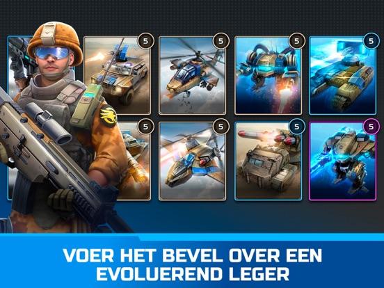 Command & Conquer™: Rivals PVP iPad app afbeelding 3