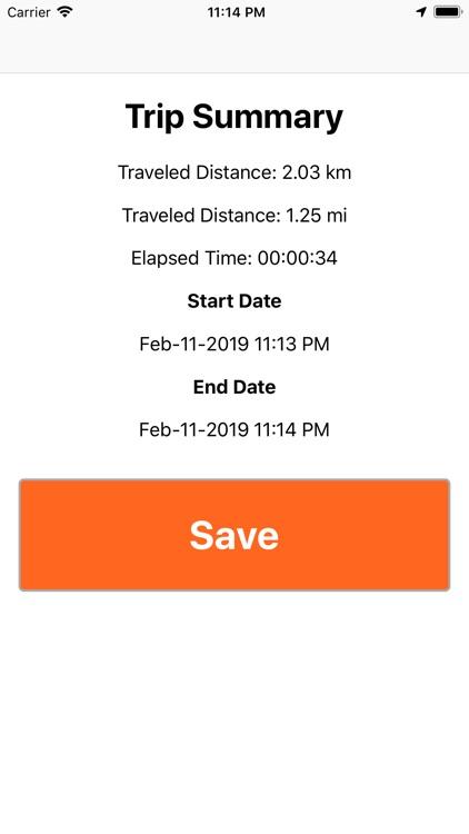 Trip-Tracker