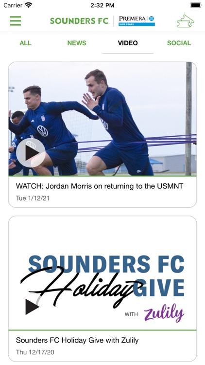 Seattle Sounders FC screenshot-5