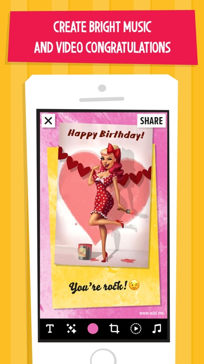 Wizl Greeting Cards & Messages screenshot-3
