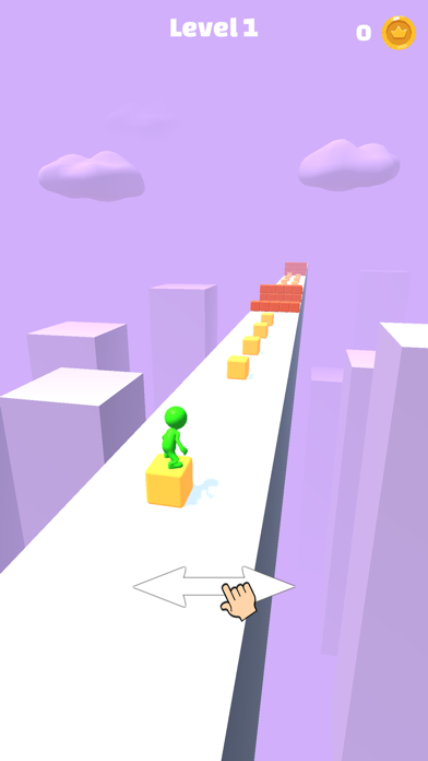 Cubic Raider 3D screenshot 1