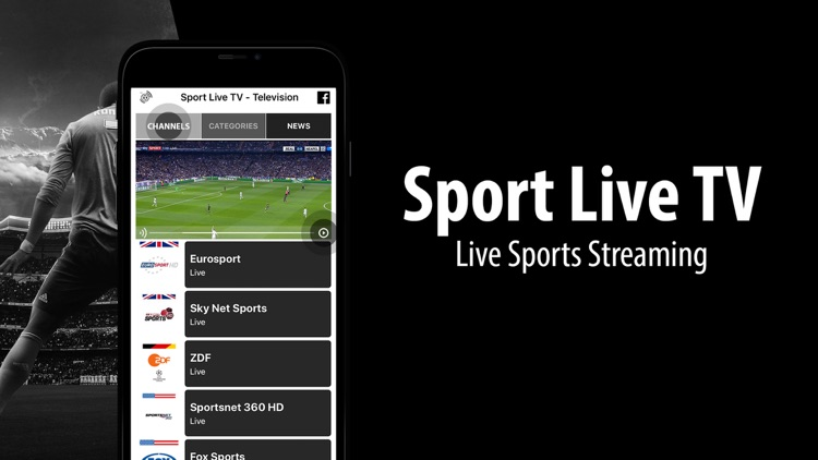 Sport Live TV Streaming