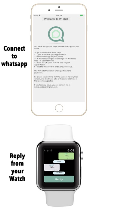 download W-Chat apps 0