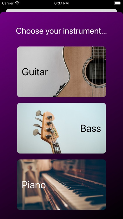 Scales Pro - Chords & Scales screenshot-3