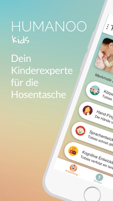 Screenshot for Humanoo Kids in Denmark App Store