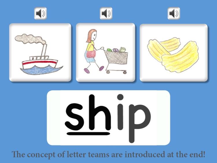 Hear and Blend the Alphabet screenshot-3