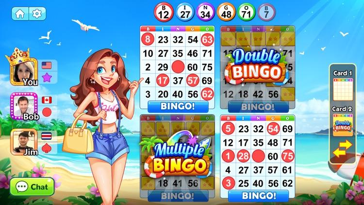 Bingo Holiday - BINGO Games screenshot-0