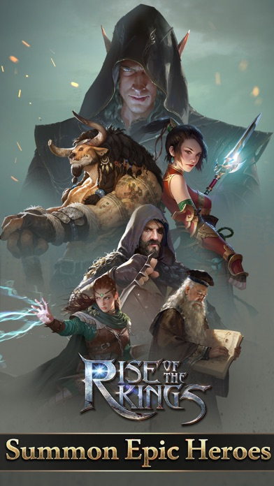 Rise of the Kings free Resources hack