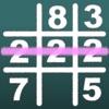 数字マルバツ IQパズルで脳トレ - iPadアプリ