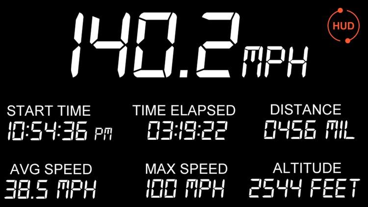 Speedometer GPS+ screenshot-7