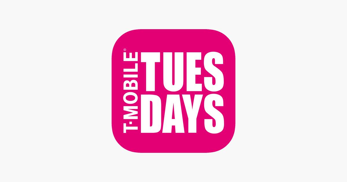 T Mobile Tuesdays En App Store