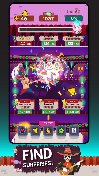 Pinata Punishers: Idle Clicker screenshot 2